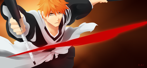 The Defender (Bleach 583) by KAI314