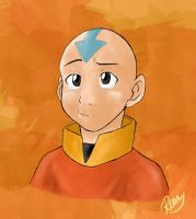 Avatar - Aang by Renny08