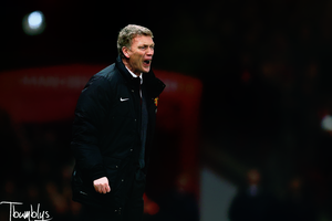 David Moyes by Tautvis125