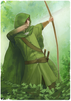Ranger's Apprentice: Will Treaty by FellenLeaf