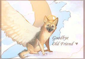 Goodbye... by Redrie