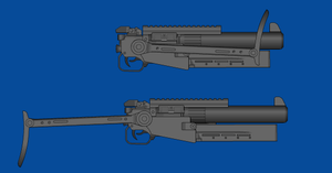 Blue Arms Covert.Urbran.SMG Redux by andyshadow26