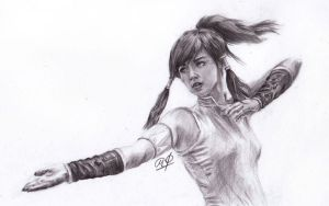 Avatar. The Legend of Korra by MaXymuSFM