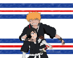 Missed You ~ Bleach by TheMuseumOfJeanette