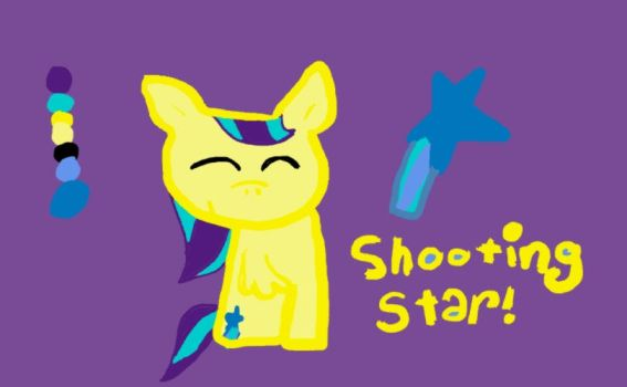 Shooting Star by Jakes-Doodles