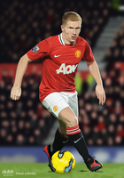 Paul Scholes by dkjohan
