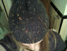 Nervous Hat -Completed by TinyBunny