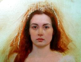 Oil Sketch Of a Hungarian Poet 3 by Sidimention