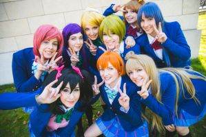 Love Live! by Lynah
