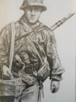 SS Soldier - (terrible resolution) by yoyieez