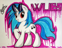 Vinyl.. by Mr-skylineR34
