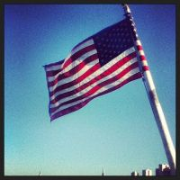 Clear Skies and Waving Flags by XxXNikkiColaXxX