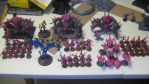 My tournament daemon army by TimLizard1991