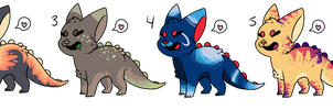 Stegocat Adopts :CLOSED: by Swift-The-KittyAdopt