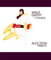 Space Ghost by shurita