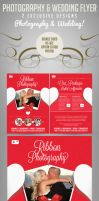 Pro Photography Flyer and Wedding Flyer by ShermanJackson