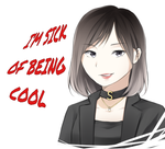 I'm Sick of Being Cool by Khryas
