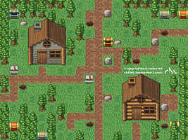2d RPG Tileset by rbl3d
