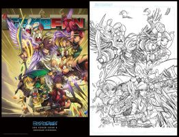 GameFan 06 3DS PRINTS by RobDuenas