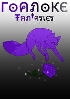 Roanoke Fantasies: Cover by AchievementHuntress