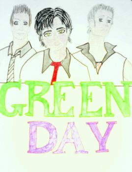 GREEN DAY by XDesVampiresX