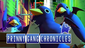 Prinny Gang Chronicles by Camcooney