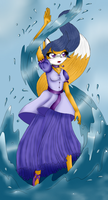 Water Dance by Silena-Chaos