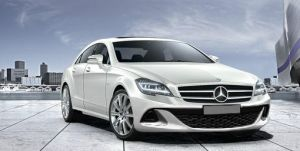 Mercedes CLS facelift by Antoine51