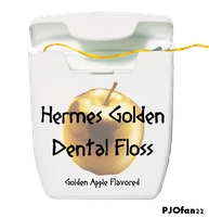 Hermes Magic Dental Floss by PJOfan22