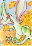 Flygon. by Spyckle