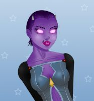 Tali'Zorah ME by Th3DarkKn1ght