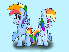 Blitz and dash by lightning143