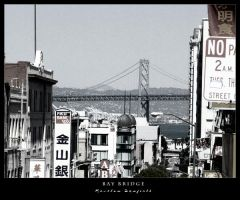 Bay Bridge by krissy