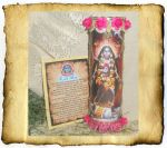 Kali 7 Day Candle Pink by grimdeva