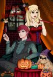 Happy Halloween by Sauto-0chka