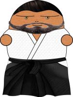 aikido doodle me by seinseiber
