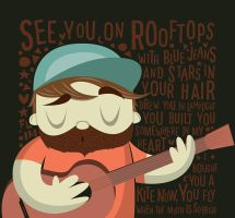 See you on rooftops by ivan-bliznak