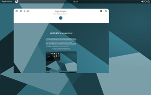 Edge browser concept by powerup1163