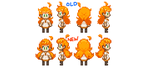 Eily Sprite Update by The-Knick