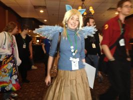 Derpy Hooves Cosplay 3 by GhostlyMuse
