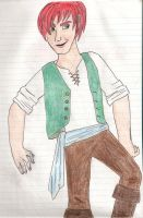 Peter Pan by TheWuzzy