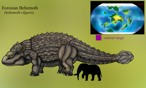 Original Species Eorosian Behemoth by Lord-Lavrahtheen