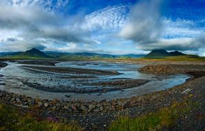 Iceland - spring is coming by PatiMakowska