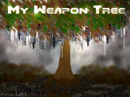 Weapon Tree by LandRiders7th