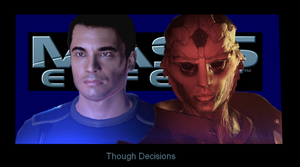ME2: Tough Decisions by Rebelshade