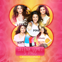 Selena Gomez PNG Pack by BitchesImAwesome