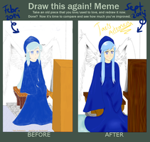 ''Before and After'' Meme~ by NayKiler