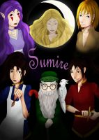 Sumire Chapter Twenty-One by Parrisa