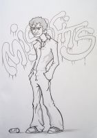 Nathan - Misfits by louisesaunders