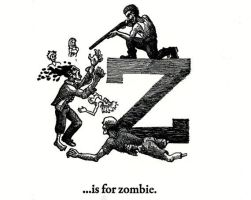 Z is for Zombie by scheherazade